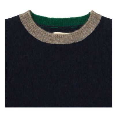 Bellerose Dimbo Alpaca Wool Jumper-product