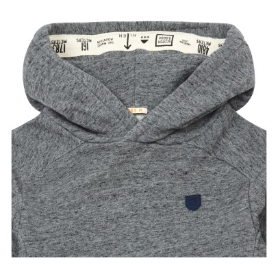 Scotch & Soda Sweat Capuche Chiné-listing