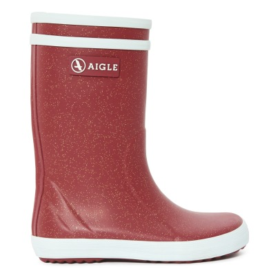 Aigle Regenstiefel mit Pailletten Lolly Pop-listing