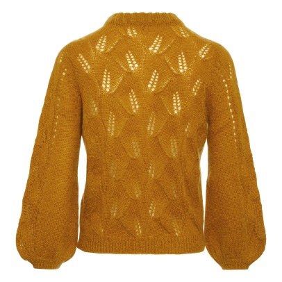 Des petits hauts Pullover Lana Mohair Basile -listing