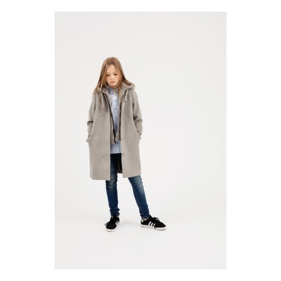 Little Remix Edwin Woolen Coat -listing