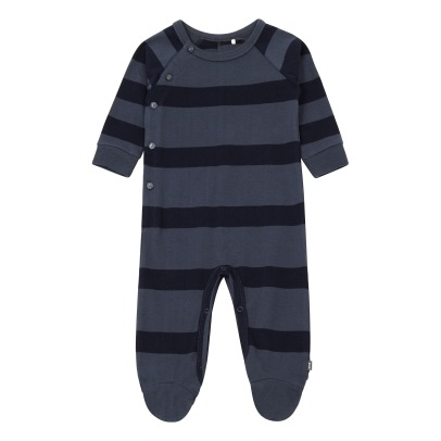 Imps & Elfs Organic Cotton Footed Romper -listing