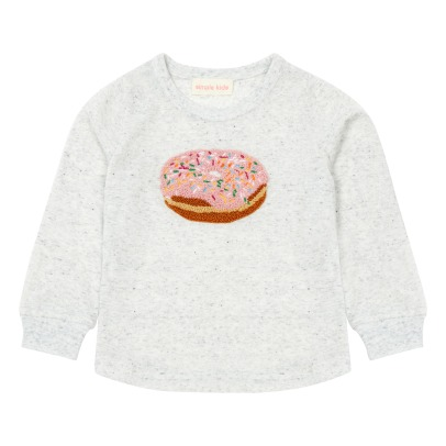 Simple Kids Donut T-shirt -listing