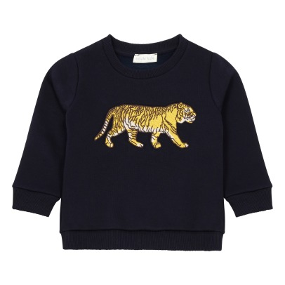 Simple Kids Tiger Sweatshirt -listing