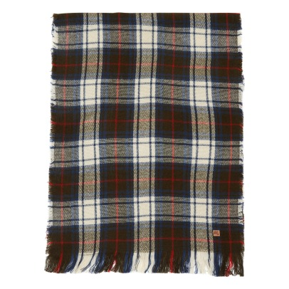 AO76 Wahpeton Checkered Scarf -listing