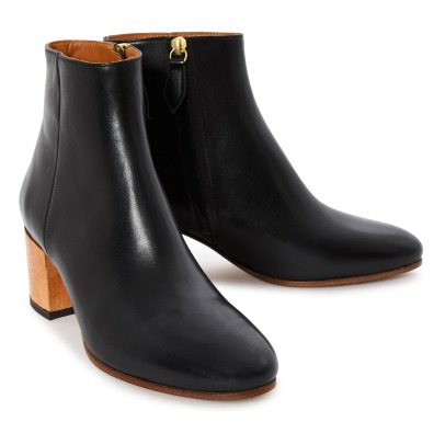 Rivecour 299 Leather Ankle Boots -listing