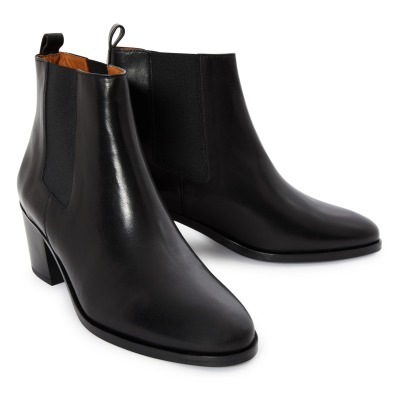 Rivecour 288 Leather Boots -listing