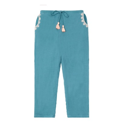 Louise Misha Cotton and Lin Vladouchka Trousers-listing