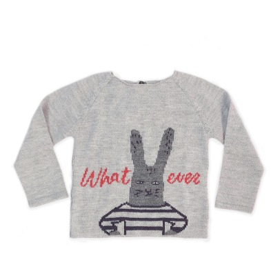 Oeuf NYC Baby Alpaca Wool Rabbit Jumper -listing