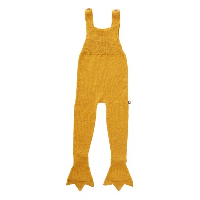 Oeuf NYC Baby Alpaca Wool Footed Romper -listing