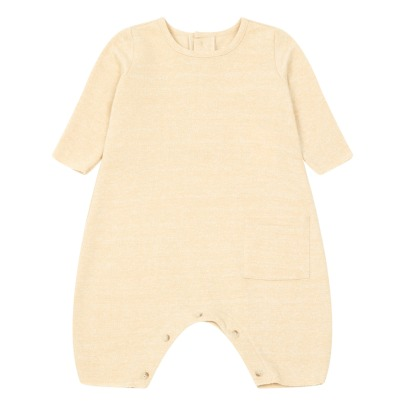 Boy + Girl Romper -listing