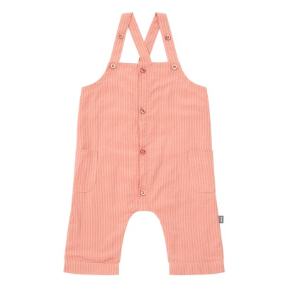 Imps & Elfs Lined Striped Dungarees -listing