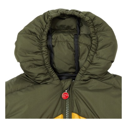 Imps & Elfs Two-tone Down Jacket -listing