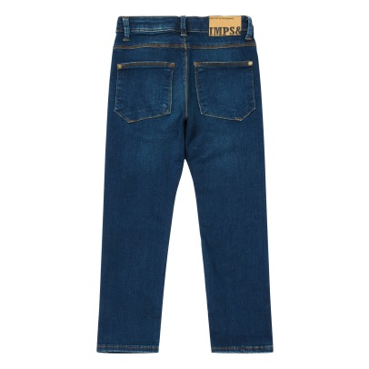 Imps & Elfs Jean Six pockets Tapered Fit Denim-listing