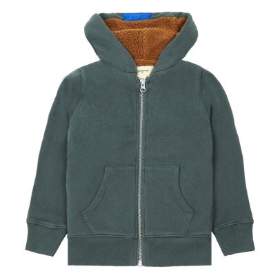 Bellerose Sweat Fourré Capuche Bisty-listing