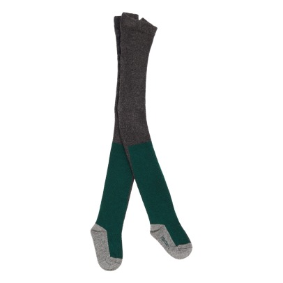 Imps & Elfs Two-tone Organic Cotton Socks  -listing