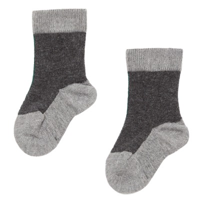 Imps & Elfs Two-tone Organic Cotton Socks-listing
