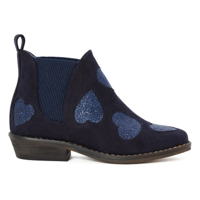 Stella McCartney Kids Boots Suède Lily-listing