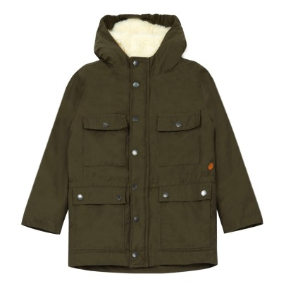 Hundred Pieces Parka Adamo-listing