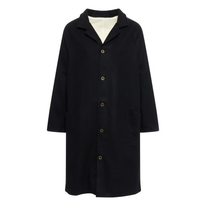 Little Creative Factory Long Woolen Coat - Women's Collection-listing