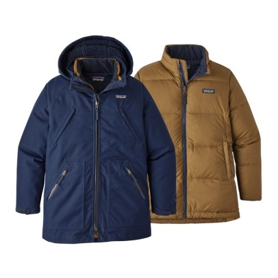 Patagonia Parka 3 in 1 regenfest-listing