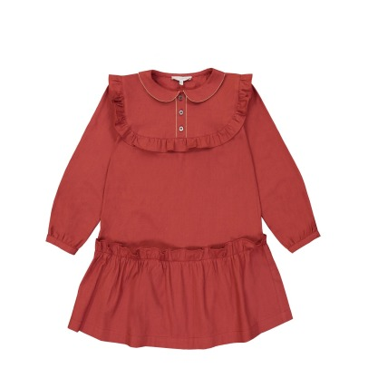 Petite Lucette Kleid Flanell Amicie-listing
