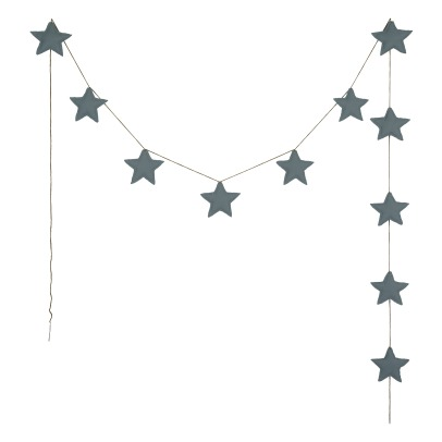 Numero 74 Mini Star Garland -listing