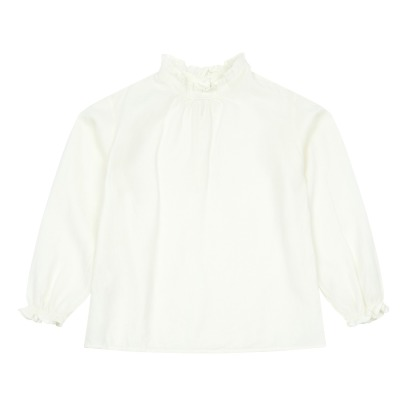 Zhoe & Tobiah Blouse Collerette-product