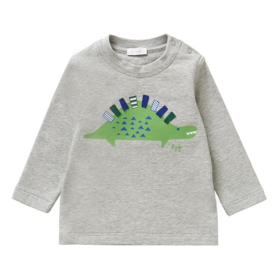 Il Gufo T-Shirt Dinosaurier-listing