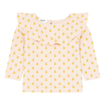Oeuf NYC T-Shirt Coton Pima Col-product