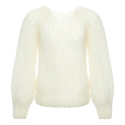 Maiami Pull Mohair Blousy-listing
