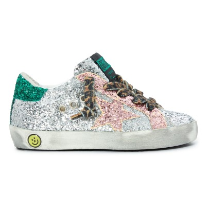 Golden Goose Deluxe Brand Sneakers mit Pailletten Superstar-listing