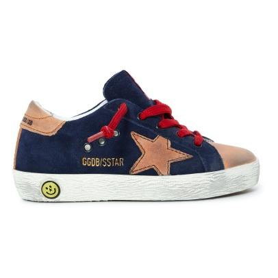 Golden Goose Deluxe Brand Sneakers aus Wildleder Superstar-listing