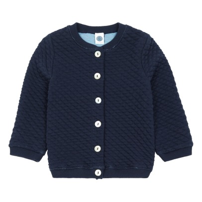 Le Petit Germain Gio Sweat Cardigan-listing