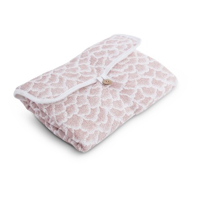 Moumout Pinted Cotton Changing Mat -listing