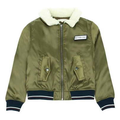 Hundred Pieces Top Gun Bomber Jacket-listing