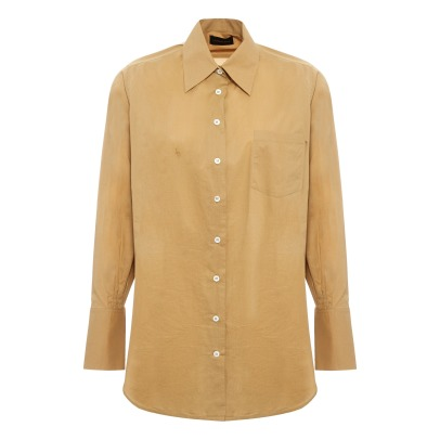 Laurence Bras Costes Cotton Shirt -listing