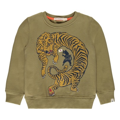 Billybandit Sweat Tigre-listing