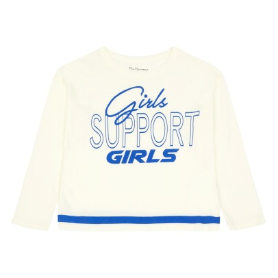 Bellerose Ayon Girls Support Girls T-shirt -listing