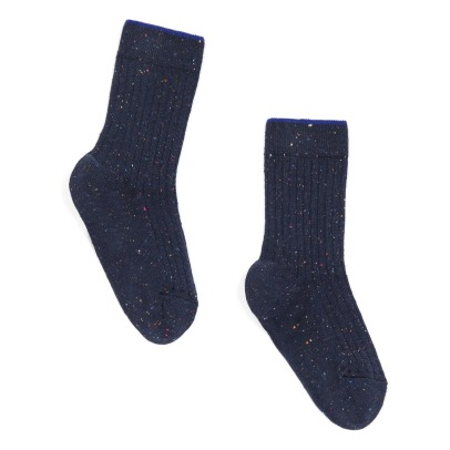 Bellerose Fwila Ribbed Wool Socks-listing