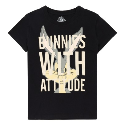 Little Eleven Paris Bunsattitude T-shirt -listing