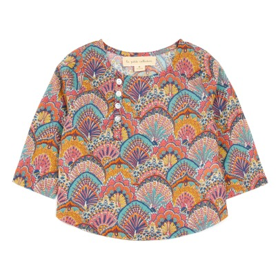 Lab - La Petite Collection Blouse Liberty Ecolier-listing