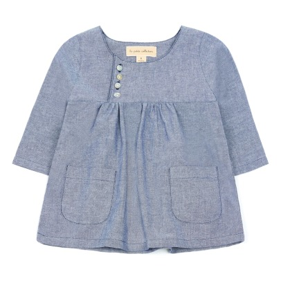 Lab - La Petite Collection Chambray Dress -listing