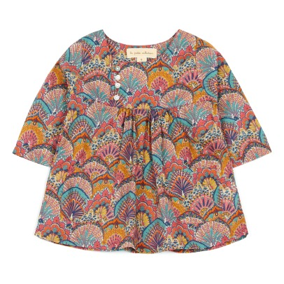 Lab - La Petite Collection Robe Liberty Ecolier-listing