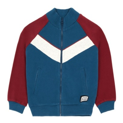 Hundred Pieces Piece of Cool Zip-Up Sweatshirt-listing