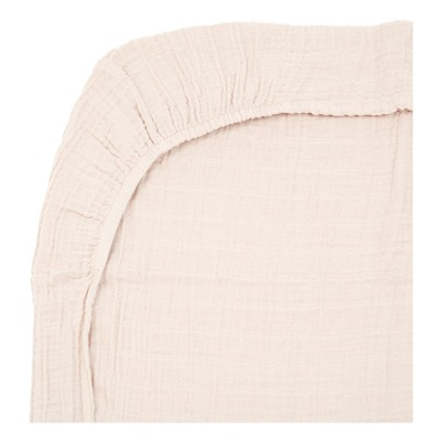 Moumout Cotton Changing Mat Cover -listing