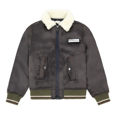 Hundred Pieces Bomber-Jacke Top Gun -listing