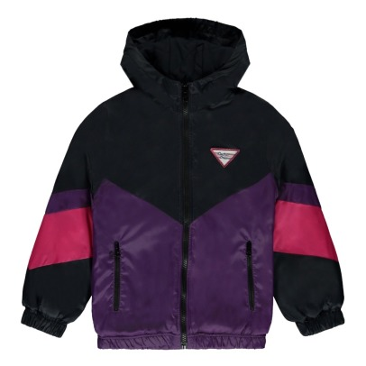 Hundred Pieces Electric Dreams Windbreaker-listing