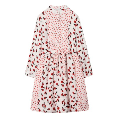Stella McCartney Kids Robe Tencel Camille-listing