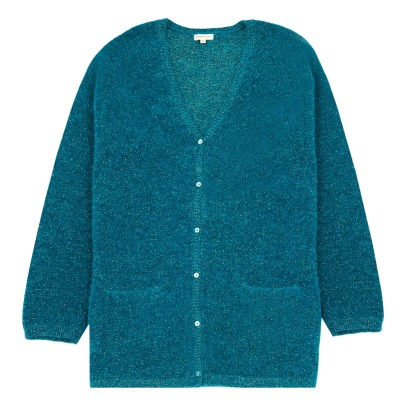 Hundred Pieces Cardigan Lurex -listing